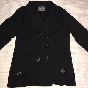Charlotte Russe black jacket